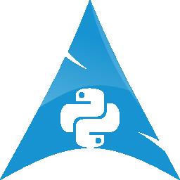 arch python logo